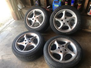 Rims and tires for Sale in Fullerton, CA