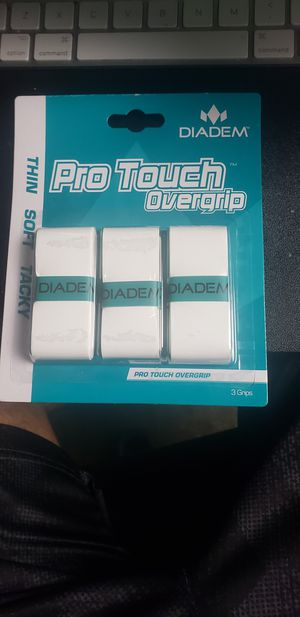 Diadem Pro Touch Over grips (3 pack) for Sale in Phoenix, AZ