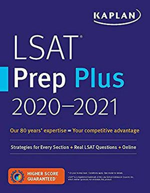 Newest LSAT study guide book for Sale in Kenosha, WI