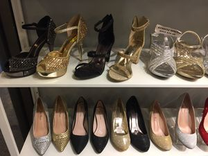 All wedding shoes 29.99 to 39.99. 2nd Pair 30% off for Sale in Philadelphia, PA