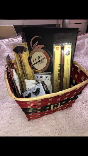 Makeup gift baskets for Sale in Bellflower, CA