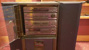 Sony SEN-R4420 surround sound system for Sale in Springfield, VA