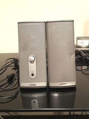 bose companion 2 speakers for Sale in Lorton, VA