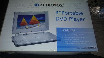 Portable dvd player for Sale in Baltimore,  MD