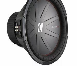 Kicker 12 inch Subwoofer 1000 Watt for Sale in Chula Vista, CA