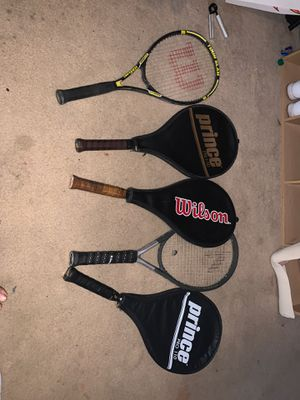 Tennis rackets for Sale in Madera, CA