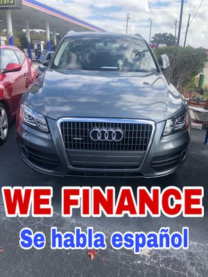 2012 Audi Q5 Low miles for Sale in Tampa, FL