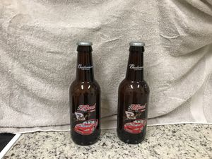 Dale Earnhardt Junior collectible 15 inch bottles for Sale in Inman, SC