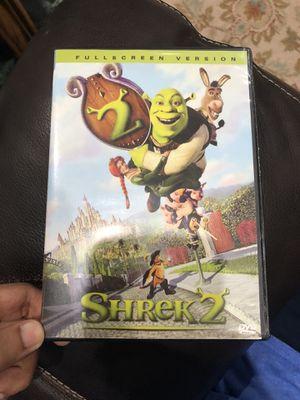 Shrek 2 Original DVD for Sale in Houston, TX