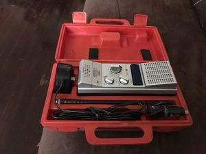 Emergency 40 channel Radio for Sale in Chicago, IL