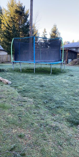 Trampoline for Sale in Puyallup, WA