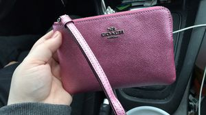 Real coach wristlet for Sale in Columbus, OH