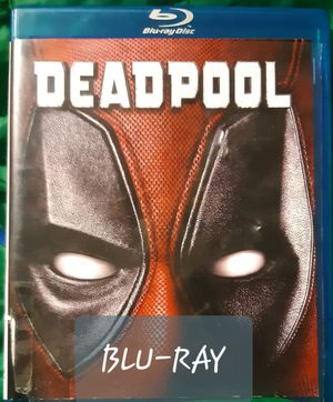 Deadpool Blu-ray disc and 21 Dvds all work if you want I'll show you all them for Sale in St. Louis, MO