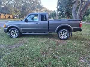 2005 FORD RANGER EDGE 4X4 52K MILES for Sale in Spring Hill, FL