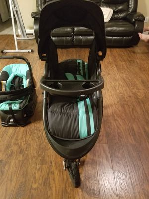Stroller and car seat for Sale in Garland, TX
