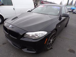 2012 BMW 5-Series for Sale in Sacramento, CA