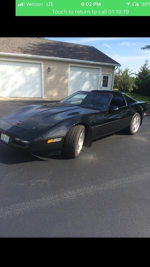 1990 C4 corvette for Sale in East Liberty, OH