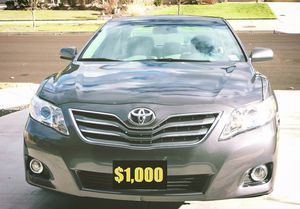 🍁$ 1,000 Selling my 2011 Toyota Camry BASE🍁 for Sale in Washington, DC