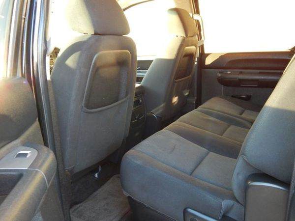 2013 Chevrolet Silverado 1500 Crew Cab