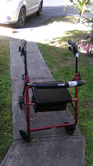 Walker for elderly or injured for Sale in Homestead, FL