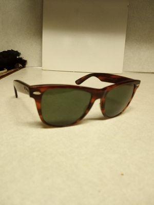 Vintage Ray Ban Wayfarer II Sunglasses for Sale in Puyallup, WA
