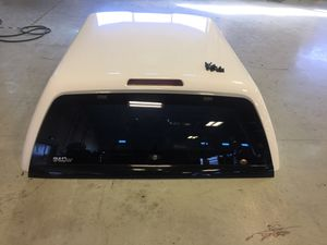 2014 Toyota Tundra Crew Max Snug Top Camper Shell for Sale in Gilbert, AZ