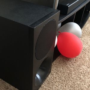Samsung Hw M450/ZA Soundbar With Dolby Sound And Wireless Subwoofer With Rear Speakers for Sale in Charlotte, NC