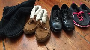 4 pairs of shoes for $10 for Sale in Shepherdstown, WV