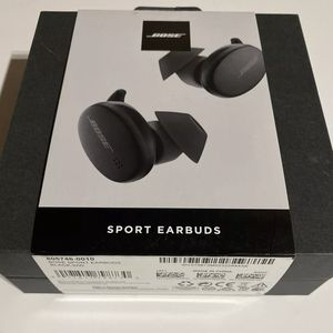 Bose Sport Wireless Bluetooth Headphones for Training and Running, for iPhone,Samsung Triple Black. for Sale in Carson, CA
