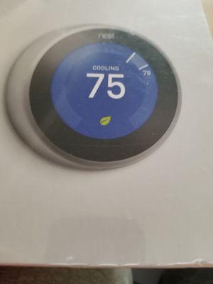 Nest thermostat for Sale in Dallas, TX