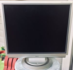 NEC Flat Screen Computer Monitor for Sale in Nashville, TN