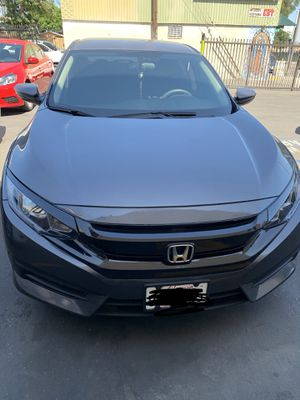 2018 Honda Civic Lx salvage title on hand for Sale in Compton, CA