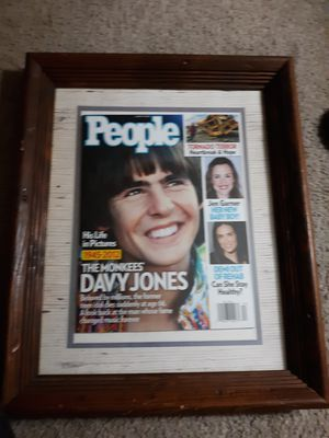 THE MONKEES DAVEY JONES .. for Sale in Rock Island, IL