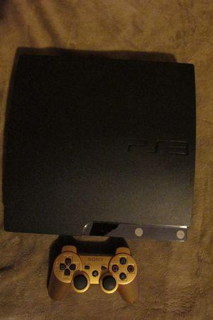 Jailbroken PlayStation 3 Slim Game Bundle for Sale in Bridgeport, CT