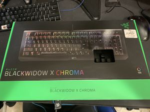 Gaming keyboard RGB for Sale in Billerica, MA