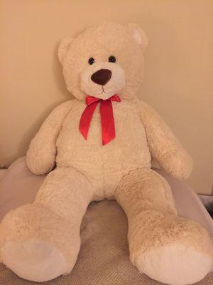 "Giant Teddy Bear 47"" for Sale in Newton, MA"