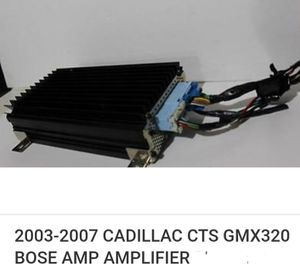 Bose amp for Cadillac for Sale in Clovis, CA