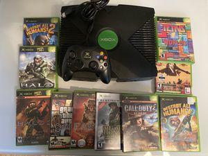Original Xbox for Sale in Hyattsville, MD