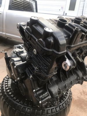 Triumph SPEED TRIPLE 1050 engine complete for Sale in El Cajon, CA