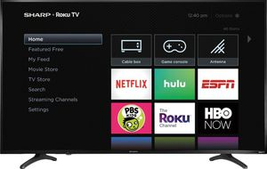 """BRAND NEW SEALED- 55""""- SMART- 4K UHD TV with HDR- ROKU TV- 2160P for Sale in Sully Station, VA"""