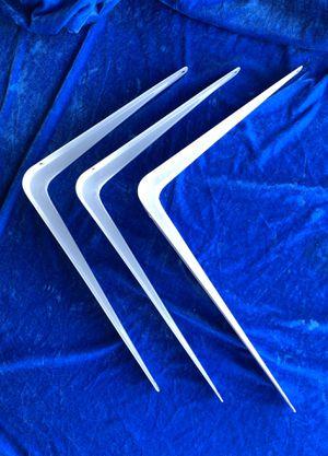 """3 pieces - 14"""" Shelf Brackets for Sale in Las Vegas, NV"""