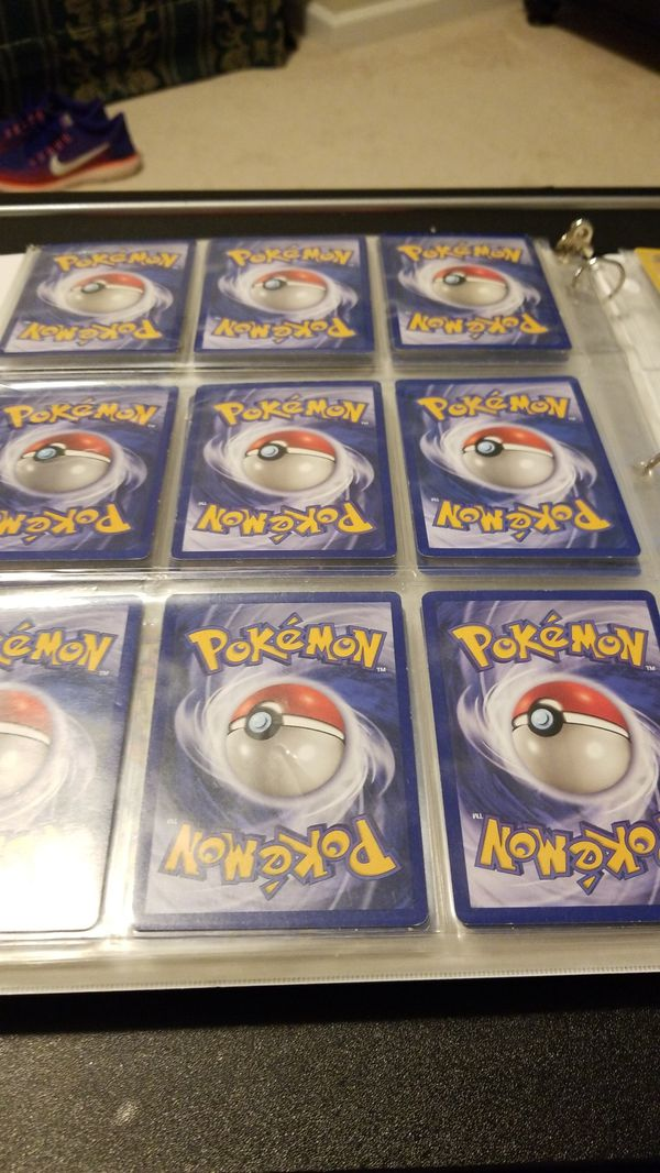 1995 Holographic pokemon cards(79)