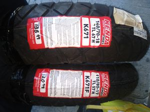 Motorcycle tires new for Sale in Garden Grove, CA