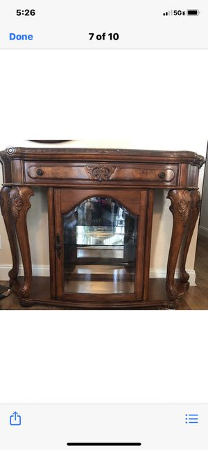 Sofa table /console table/mirror for Sale in St. Louis, MO