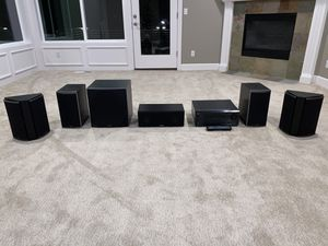 Home Theatre THX Surround System for Sale in Portland, OR