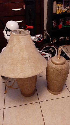 Heavy duty lamps for Sale in Fresno, CA