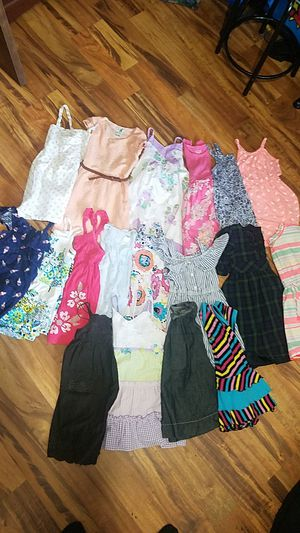Girl Size 4T summer dresses Lot of 19 for Sale in Chicago, IL