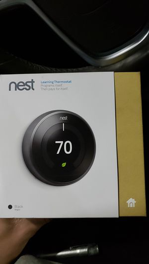 Nest smart thermostat for Sale in Kearns, UT