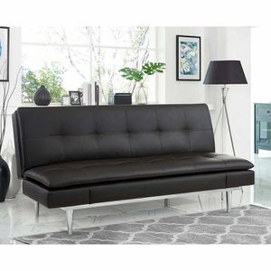 Russel Beautyrest Bonded Leather Euro Lounger for Sale in Munster, IN