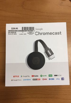 Chromecast for Sale in Port St. Lucie, FL